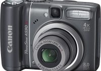 Powershot A590is