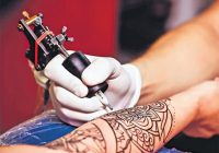 How TO Take Care OF Your Tattoo