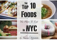 the Most Fun Places to Eat in NYC
